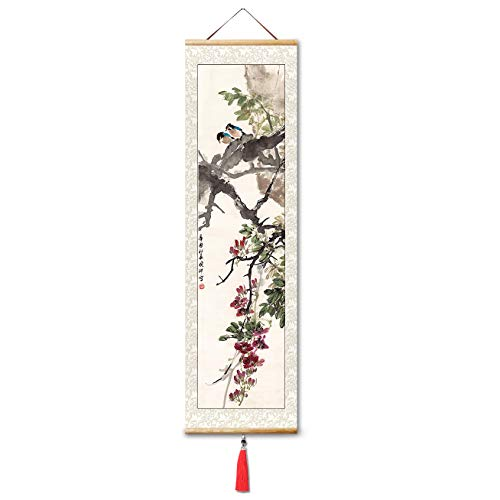 Chinese Painting Japanese Canvas Wall Art Chinese...