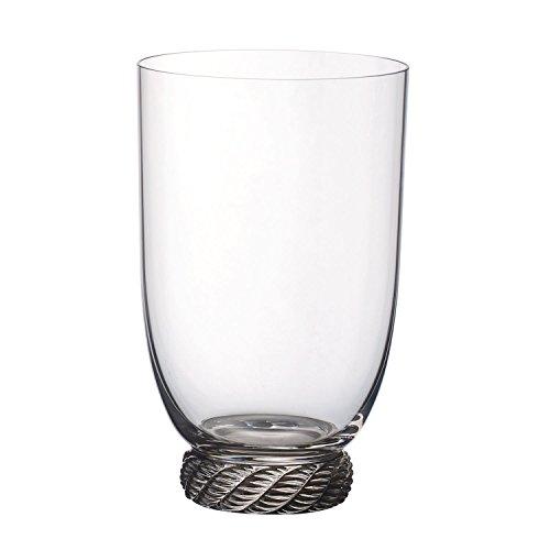 Villeroy & Boch Montauk sand großer Becher, Kristallglas