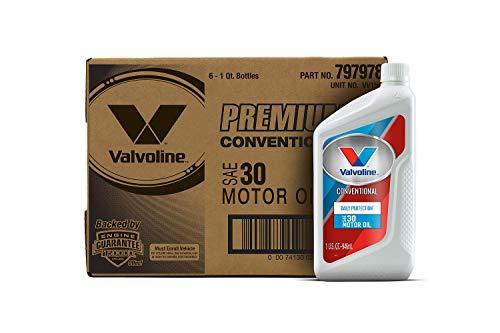 Valvoline Daily Protection SAE 30...