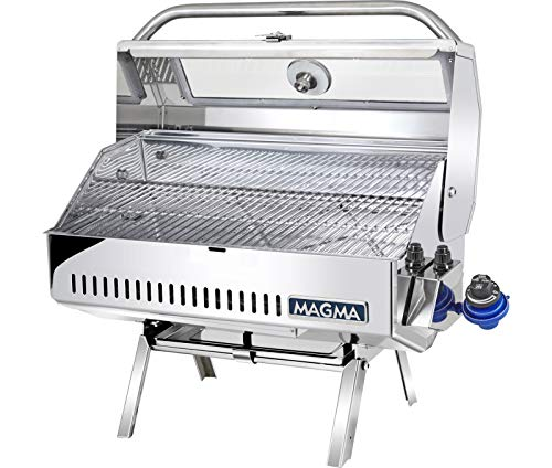 Magma Products Newport 2 Infra Red, Gourmet Series Gas Grill, Multi, One Size