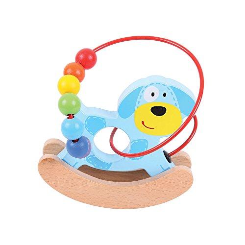 Bigjigs Toys Boulier à Bascule (Chien)