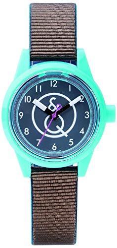 Citizen Unisex Analog Quarz Uhr mit Plastik Armband RP01J004Y