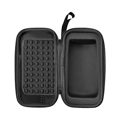 Mobestech Alto- Falantes Fio Caixa de Armazenamento Hard Case Speaker Shell Eva Balde Prova Compatível para Bose I II
