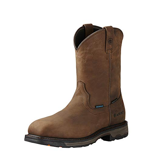 Ariat Work Men's Workhog H2O Composite Toe Work Boot,...