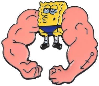 Kolag trend rank Co. Anchor Arms Spongebob trend rank Squarepants