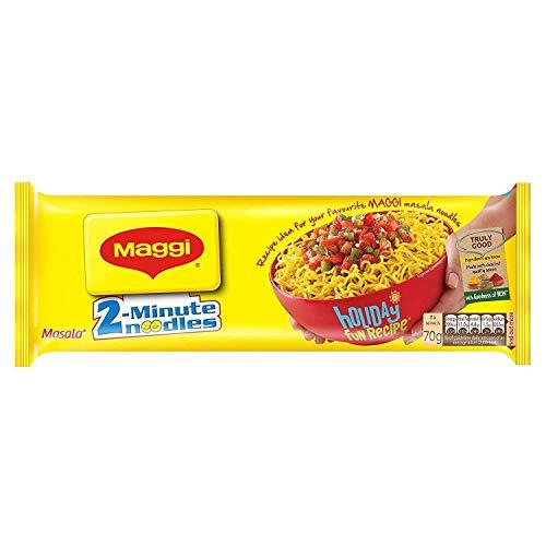MAGGI Masala 2 Minuten Nudeln india Snack