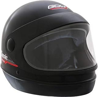 X Capacete Interlagos Classic Preto Fosco Gow 60