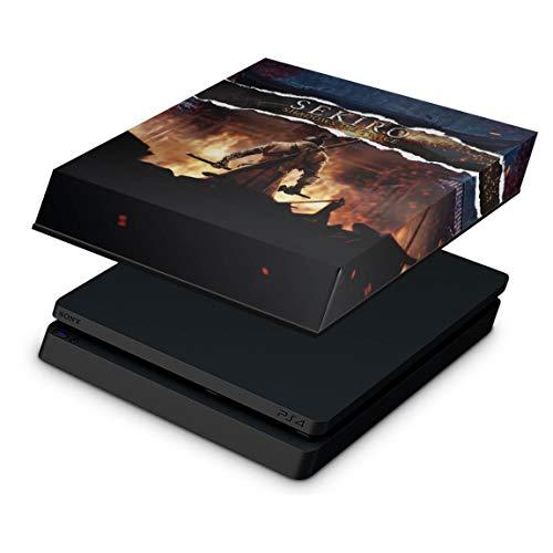 Capa Anti Poeira para PS4 Slim - Sekiro
