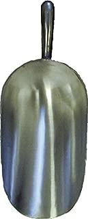 Intrepid International Aluminum Feed Scoop, 24-Ounce