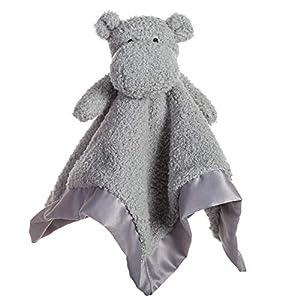 Apricot Lamb Manta de seguridad de albaricoque y cordero con peluche, diseño de animales de peluche,Sedante hipopótamo