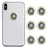 EMF Protection Cell Phone Sticker, EMR Blocker Neutralizer Device for All Mobile Phones, Laptop, Computer, WiFi, Router and Other Electronic Devices