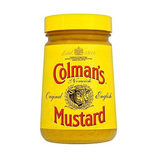 Colman englische Senf (170g) - Packung mit 2