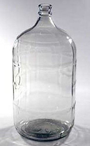 Home Brew Ohio 6 gal Glass Carboy