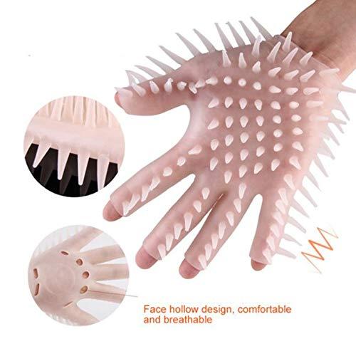 Read About AIWO-LPT Ergonomic Design Ŝ&ëx Mâ-ŝŝage Glove Tool Reusable Multifunction Adjust The...