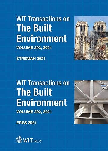 Structural Studies, Repairs and Maintenance of Heritage Architecture XVII & Earthquake Resistant Engineering Structures XIII: 203 (WIT Transactions on The Built Environment)