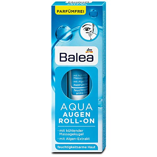 Balea Aqua Augen Roll-On, 15 ml