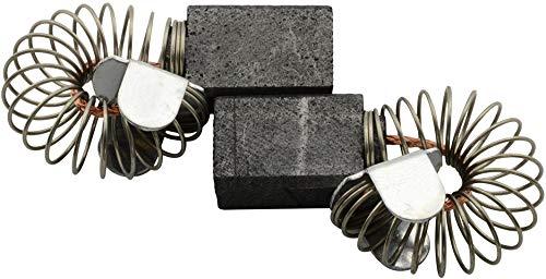 Escobillas de Carbón para PROTOOL MXP 1000 EQ - 6,3x10x14mm - 2.4x3.9x5.5'' - Con dispositivo de desconexión