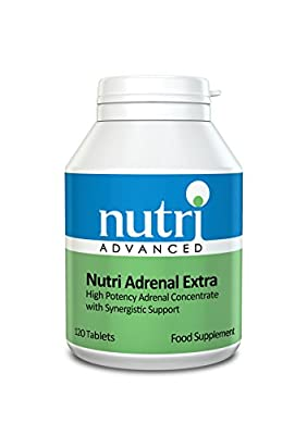 Nutri Advanced Adrenal Extra 120 Tablets