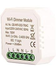 WiFi Smart Light Switch Module DIY Smart Life/Tuya APP Afstandsbediening, werken met Alexa Echo Google Home