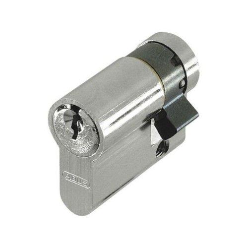ABUS C83N Halbzylinder 10/40 verschiedenschließend inkl. 3 Schlüssel