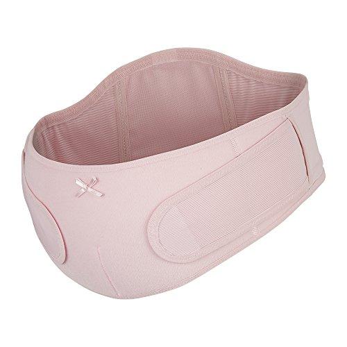 ピジョン Pigeon らくらく調節妊婦帯ベルト M ピンク
