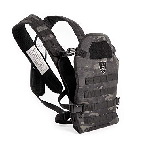 Tactical Baby Gear TBG Tactical Babytrage (Schwarzes Camo)