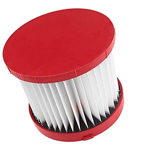 Taoric Ersatz-Vakuum-HEPA-Filter für Milwaukee 49-90-1900 VAC 0780-20/0880-20