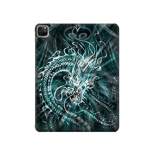 Innovedesire Digital Chinese Dragon Tablet Case Cover Custodia per iPad PRO 12.9 (2021)