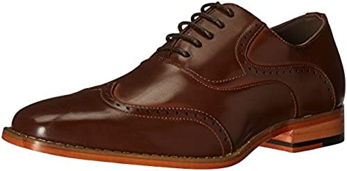 Kenneth Cole Unlisted Men& 039;s Bulk up Oxford,braun,9.5 M US