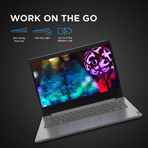Lenovo V15-ADA (82C700H4IH) Laptop (AMD Ryzen 3 3250U/ 4GB RAM/ 1TB HDD/ DOS/ 15.6 Inch/ AMD Radeon Graphics) 1 Year Warranty