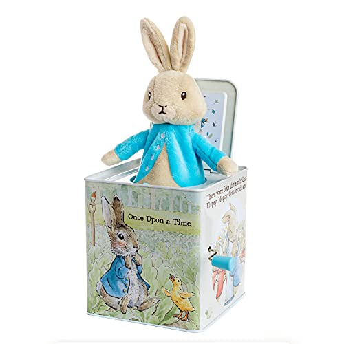 KIDS PREFERRED Beatrix Potter Peter Rabbit Jack-in-The-Box Only $13.24 (Retail $29.99)
