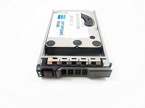 Dell 2RR9T-kompatibles OEM-Laufwerk in Dell Hot Swap-Tray, 900 GB, 10.000 U/min, 2,5 Zoll SAS SFF 6G Interne Festplatte für Dell Server / Cluster (zertifiziert generalüberarbeitet)
