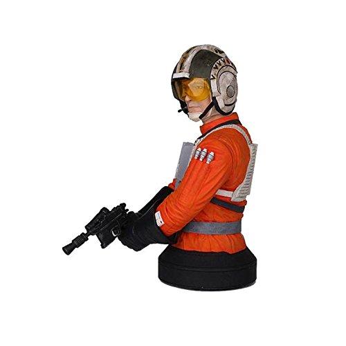 Wedge Antilles Star Wars Gentle Giant Mini Bust image