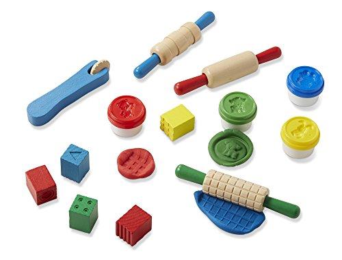 Melissa & Doug 10165 | Shape Model & Mould | Arts & Crafts | Developmental Toy | 3+ | Gift for Boy or Girl
