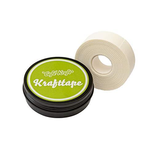 Café Kraft Krafttape Fingertape für Kletterer 2,5cm x 13,7m - Kraftband Tape
