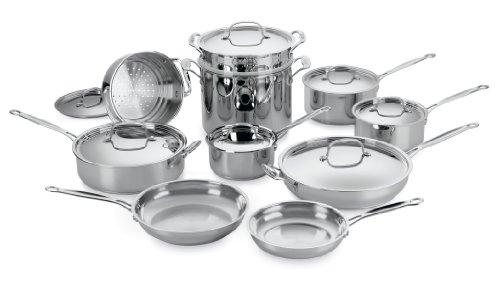 Best cuisinart cookware set 17 piece review 2021