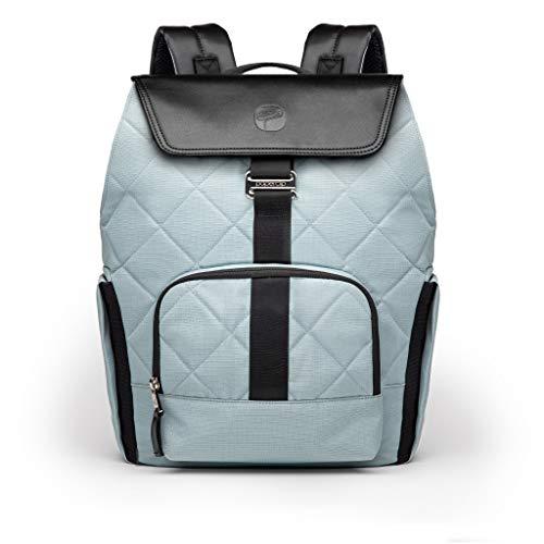 PAPERCLIP JoJo Ocean Blue Quilted Diaper Bag