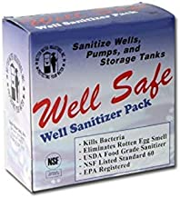 Well-Safe C21000 Well Sanitizer Pack (2 Pack)