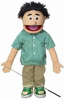 "25"" Kenny, Peach Boy, Full Body, Ventriloquist Style Puppet"