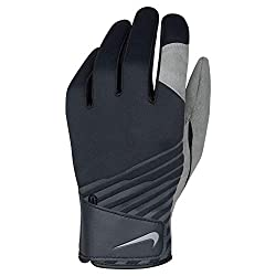 cheap Nike Men's Cold Weather Golf Gloves (Pair) Black Small