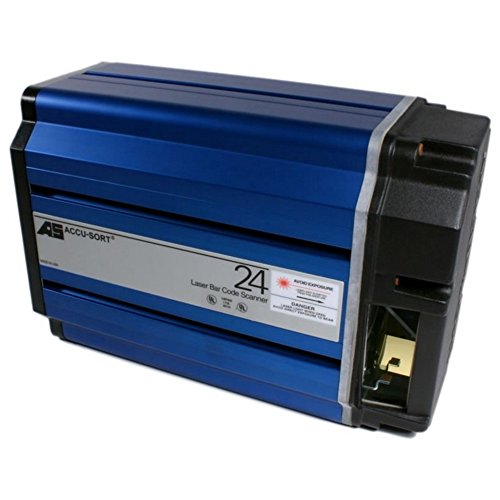Read About Accu-Sort Model 24e High Performance, Long-Range Line Scanner - Model24e