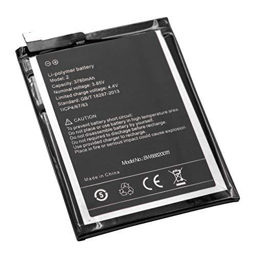 vhbw Li-Poly batteria 3780mAh (3.85V) per cellulari e smartphone UMIDIGI UMi Z