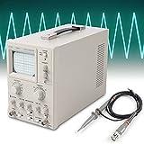 Osciloscopio ST16 0~10 MHz Osciloscopio 50Hz 220V 25W / Div-10V / Div DHL 3.5kg Ligero Fácil de llevar