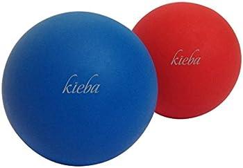 2-Pack Kieba Massage Lacrosse Balls for Myofascial Release