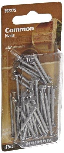 The Hillman Group Hillman 592275 Aluminum Common Nails 1-1/2 Inch