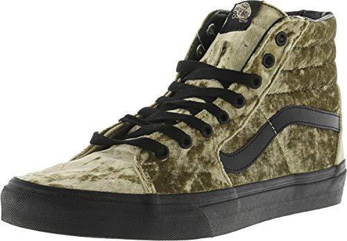 Vans SK8 HI Velvet Tan/Black Women's Shoes 5