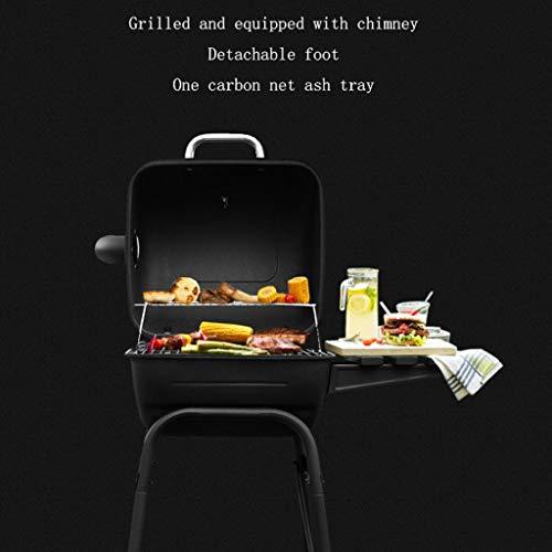 416+tUlZkAL. SL500  - Hong Yi Fei-Shop BBQ Grill Großer Außengrill Holzkohlegrill Mehr als fünf Außengrillöfen holzkohlegrill