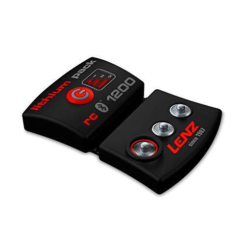 Lenz lithium pack rcB 1200-1 Ersatzakku