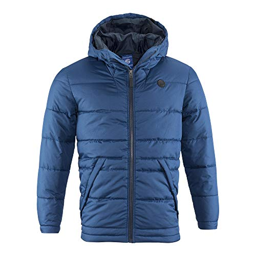 FC Schalke 04 Kinder - Winter-Jacke (140)