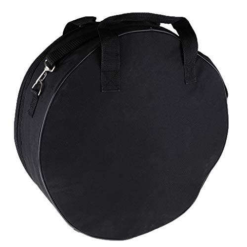 Backbayia Tasche für Schlagzeug, durchsichtig, wasserdicht, für Schlagzeug